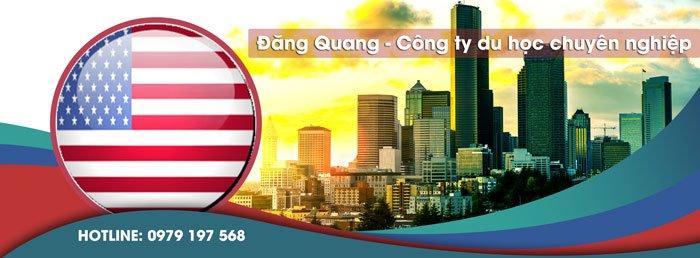 Công ty du học Đăng Quang - Nhiều năm kinh nghiệm trong lĩnh vực du học Mỹ