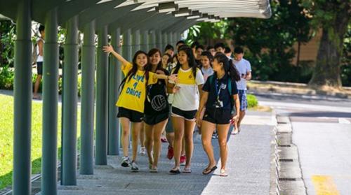 Học tập tại Singapore