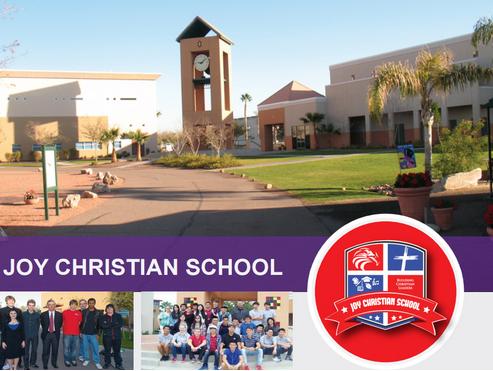 Trường THPT Joy Christian