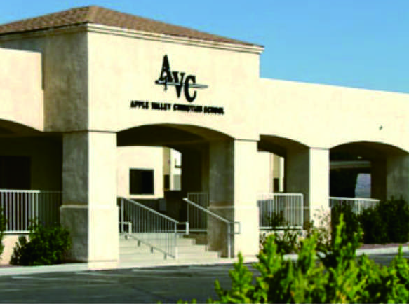 Apple Valley Christian school