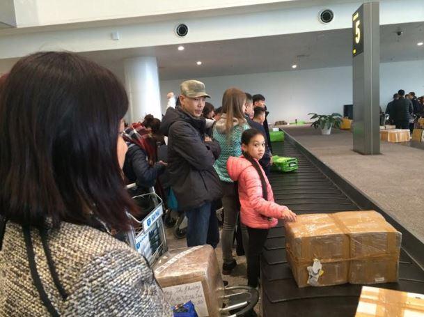 Hướng dẫn lấy hành lý tại sân bay