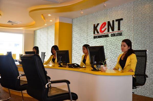 Học viện công nghệ Kent uy tín chất lượng, chi phí đào tạo thấp
