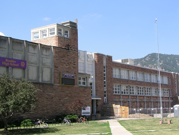 Boulder Valley School
