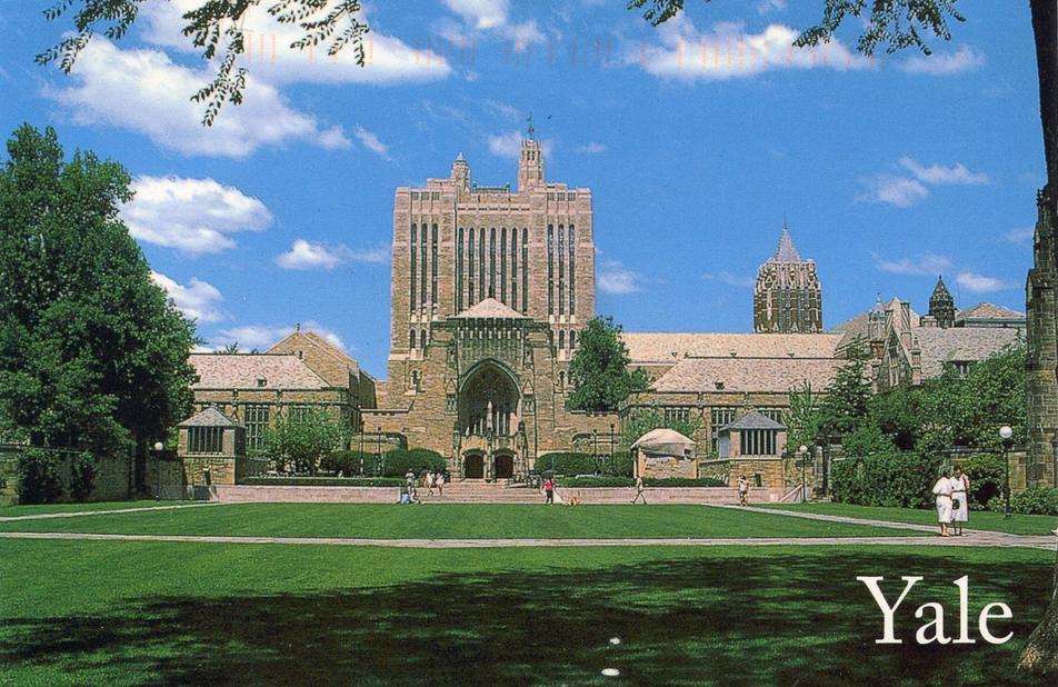 Dai hoc Yale
