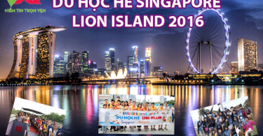 Chương trình du học hè Singapore 2016