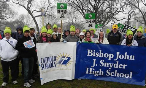 Bishop John J Snyder High School