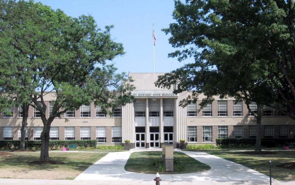 Stain Edward High School