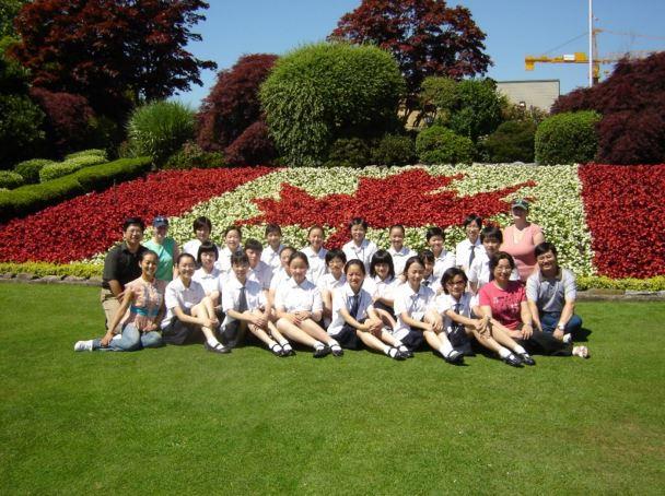 Du học THPT tại Canada cơ hội cho ban trẻ tiếp thu kiến thức mới