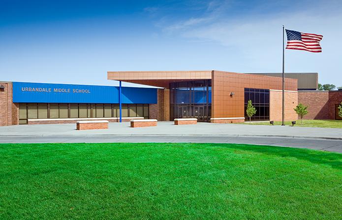 Urbandale Public High School
