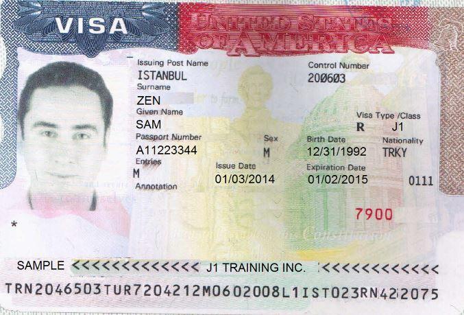 Visa J1 cấp cho sinh viên có nhu cầu học các khóa thực hành ngắn hạn