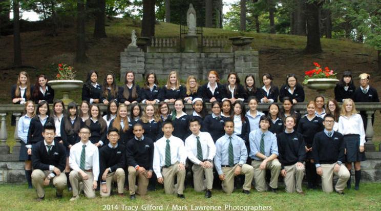 Presentation Of Mary Academy