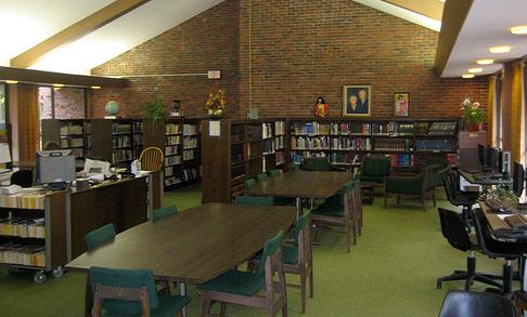 Thư viện Winchendon School
