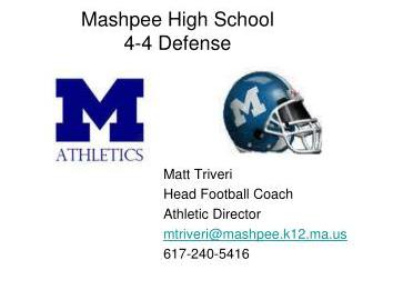 Trường công lập Mashpee