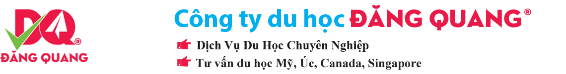 Đăng Quang – Công ty tư vấn du học Mỹ, Úc, Anh, Canada, Singapore