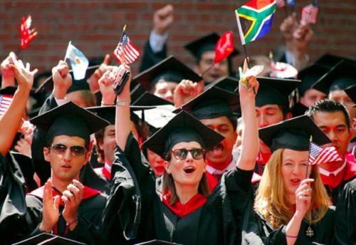 Sinh viên đại học Harvard