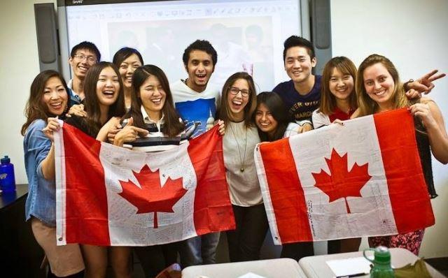 Chương trình ưu đãi dành cho du học Canada
