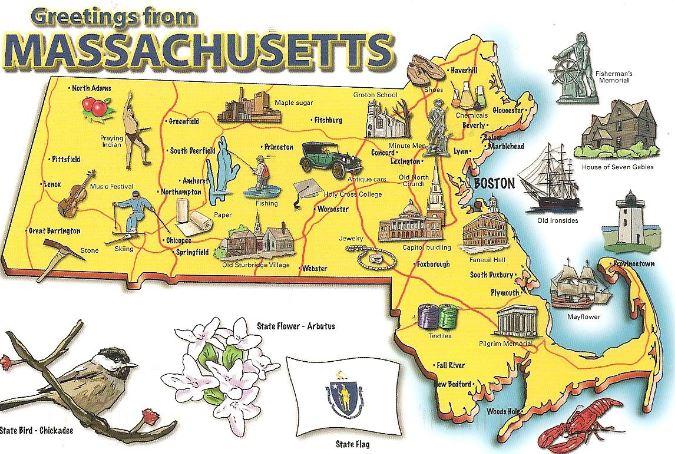 Du học Mỹ tại bang Massachusetts