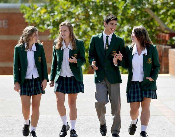 Du học Úc trung học phổ thông