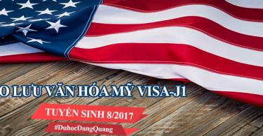 Chương trình giao lưu văn hóa Mỹ Visa J1