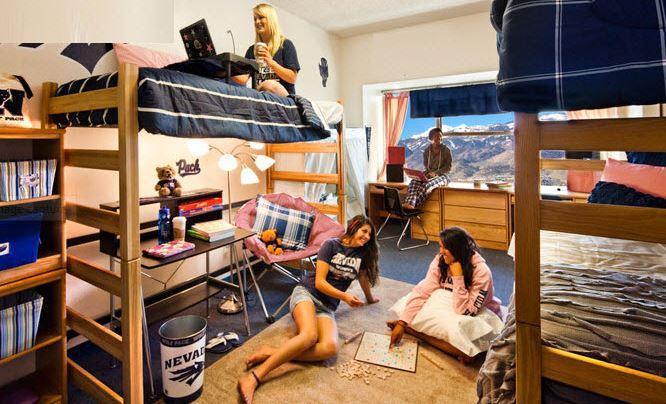 Ký túc xá các trường Đại học ở Mỹ