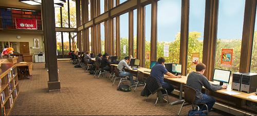 Thư viện học tập trường Orme