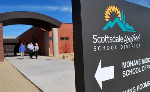 Cơ sở vật chất trường Scottsdale