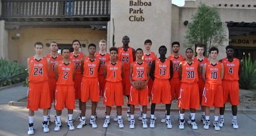 Đội thể thao trường Balboa