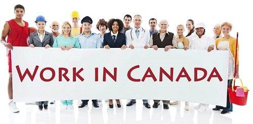 Việc làm khi du học Canada