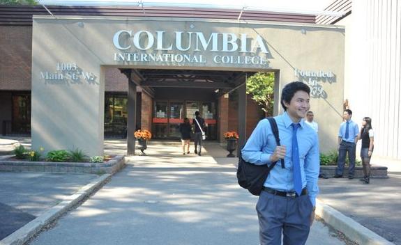 Thông tin trường columbia international