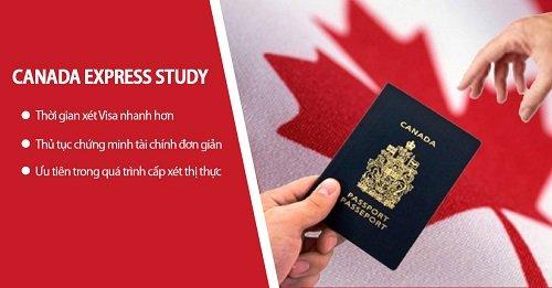 Chương trình du học Canada Express Study