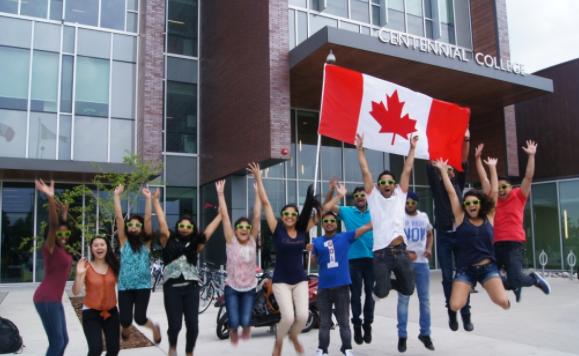 Học cao đăng tại Canada