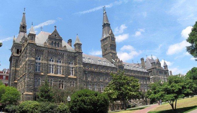Đại học Georgetown