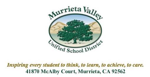 Học khu Murrieta Valley