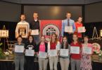 Học sinh học viện Washtenaw Christian