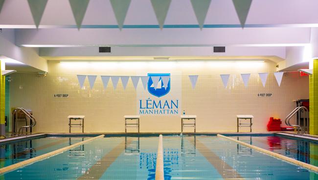 Cơ sở vật chất Trường Leman Manhattan Preparatory