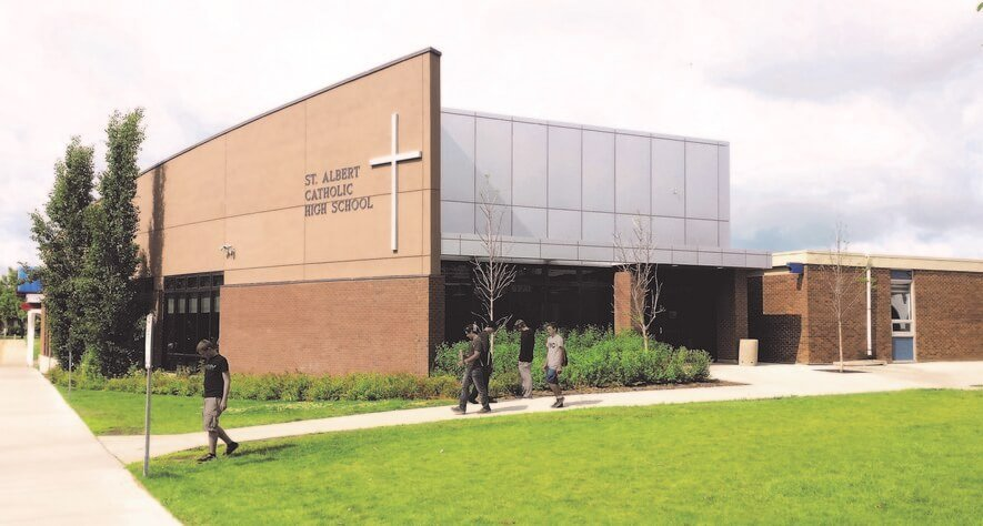St. Albert Catholic School