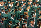 Học sinh trường trung học Longview